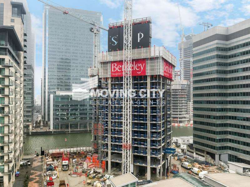 3 Bedrooms Flat for sale in South Quay Plaza, 183-185 Marsh Wall, Canary Wharf, E14