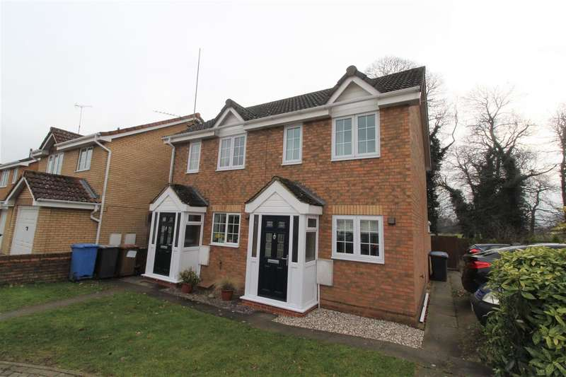 2 Bedrooms House for sale in Monmouth Close, Ipswich