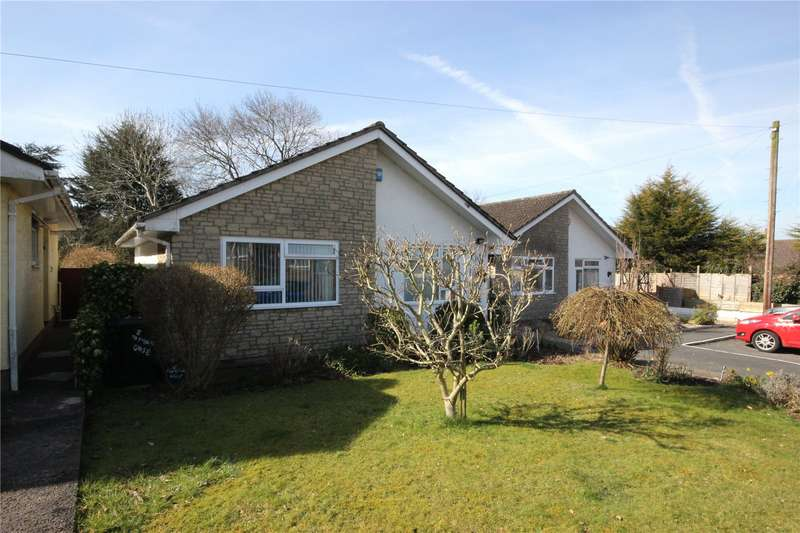 2 Bedrooms Bungalow for sale in Tayman Close Westbury-On-Trym Bristol BS10