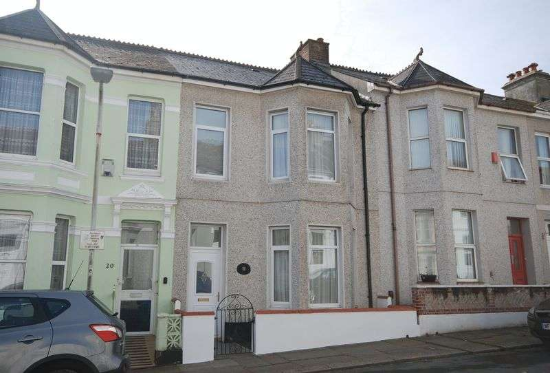 3 Bedrooms Property for sale in Anson Place St Judes, Plymouth
