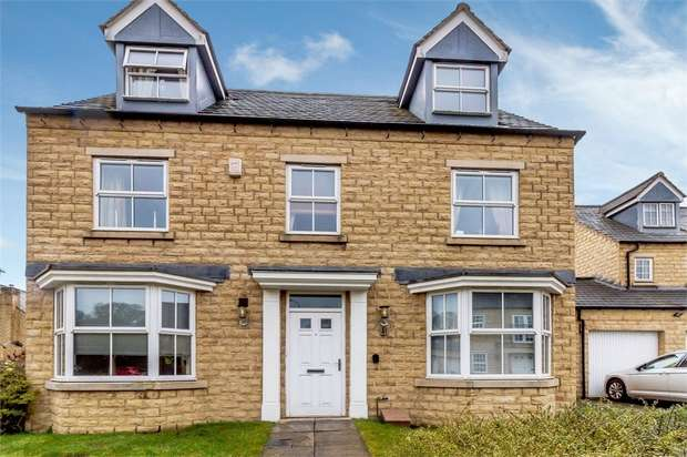 6 Bedrooms Detached House for sale in Rowan Way, Northowram, Halifax, West Yorkshire