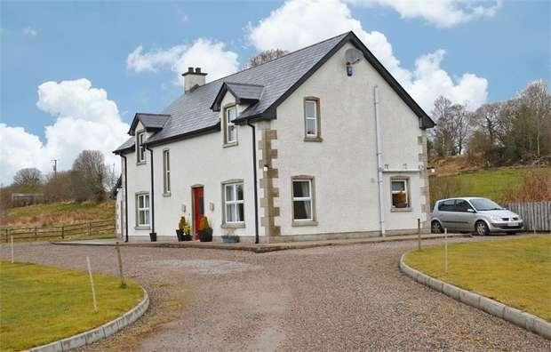 3 Bedrooms Detached House for sale in Lattone Road, Tullyrossmearan, Belcoo, Enniskillen, County Fermanagh