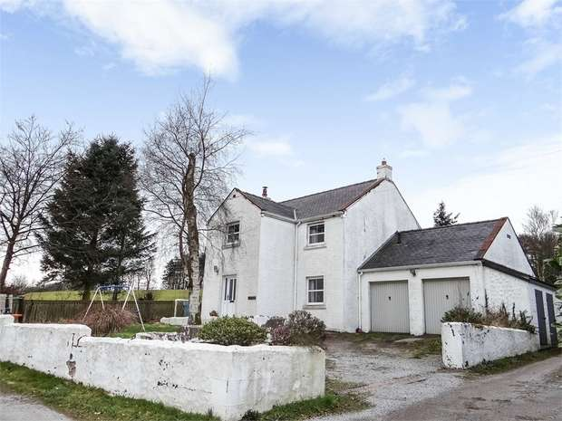 5 Bedrooms Detached House for sale in Carrutherstown, Dumfries