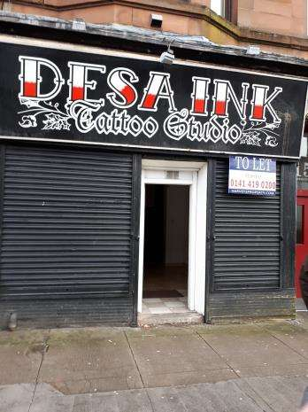 Shop Commercial for rent in Saracen Street, Possilpark