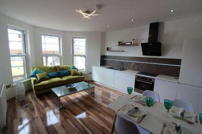 1 Bedroom Flat for sale in Wells Road, Bristol