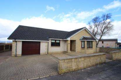 4 Bedrooms Bungalow for sale in Main Street, Longriggend, Airdrie, North Lanarkshire