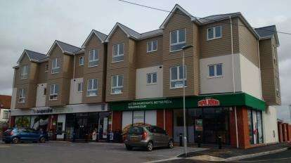 2 Bedrooms Flat for sale in 1 Paragon Place, Bridgwater, Somerset