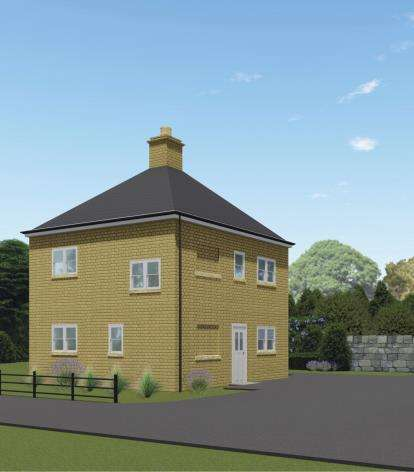 2 Bedrooms Detached House for sale in Castle Cary, Somerset