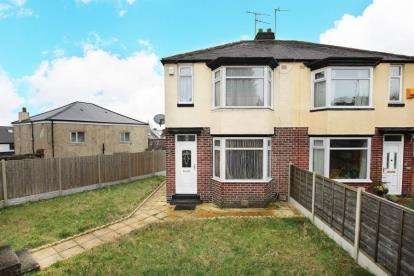 3 Bedrooms Semi Detached House for sale in Shirecliffe Lane, Sheffield, South Yorkshire