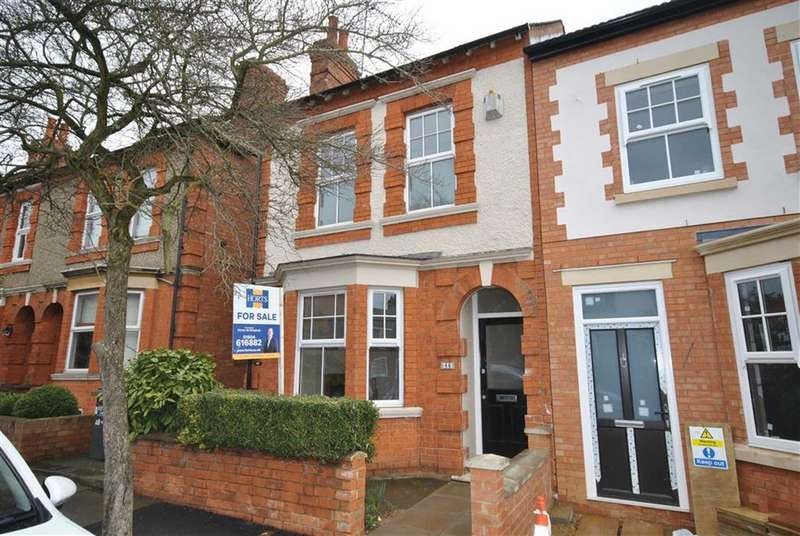 4 Bedrooms End Of Terrace House for sale in Kingsthorpe