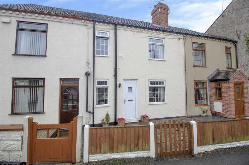 2 Bedrooms Terraced House for sale in Station Road, Stanley, Ilkeston