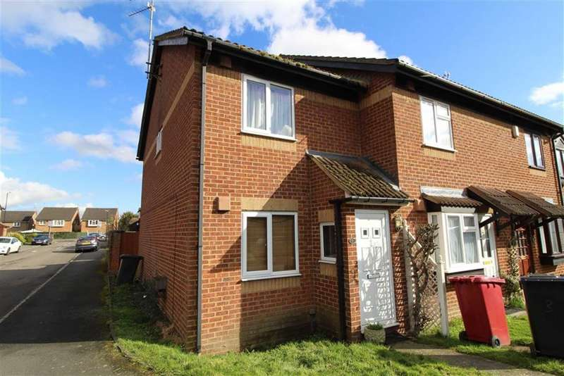 2 Bedrooms End Of Terrace House for sale in Gladstone Way, Slough, Berkshire