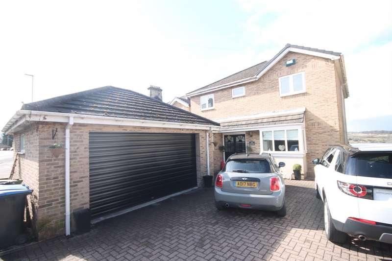 6 Bedrooms Detached House for sale in Saxon Court, Bishop Auckland