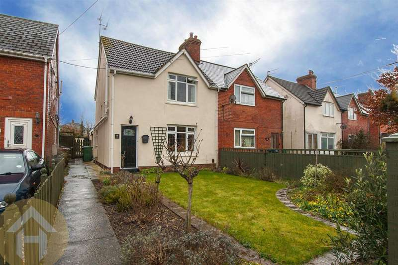 2 Bedrooms Semi Detached House for sale in New Road, Royal Wootton Bassett