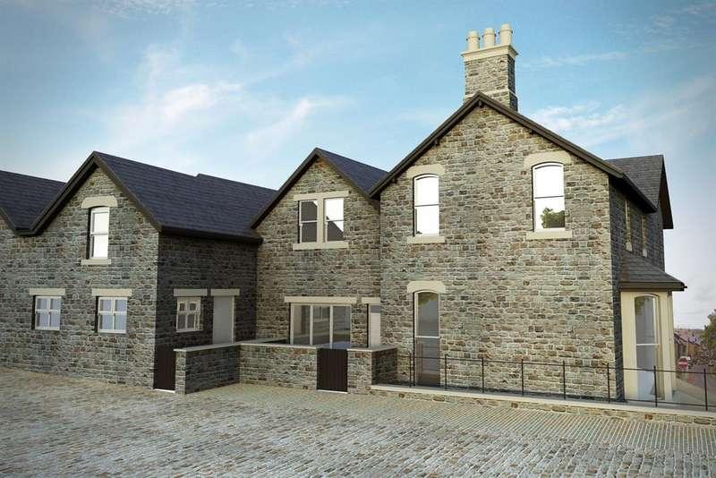 4 Bedrooms Town House for sale in Wells Walk, Ilkley, LS29