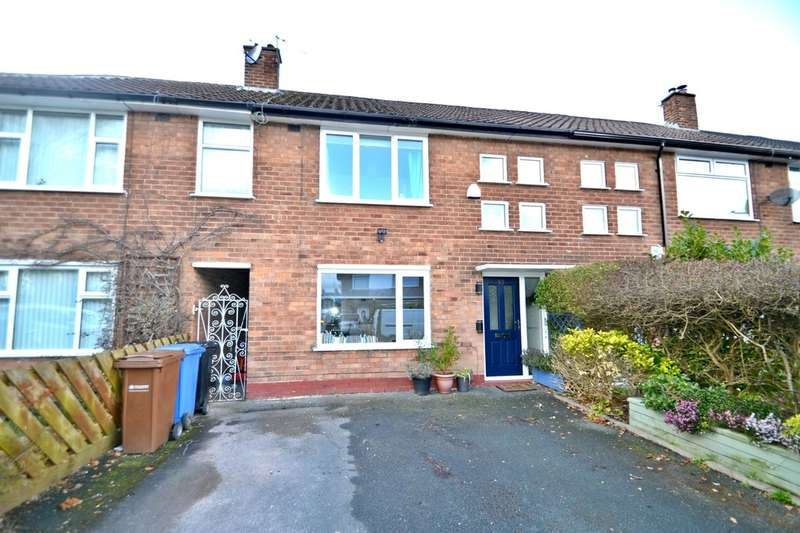 2 Bedrooms Terraced House for sale in Buckingham Road, Cheadle Hulme