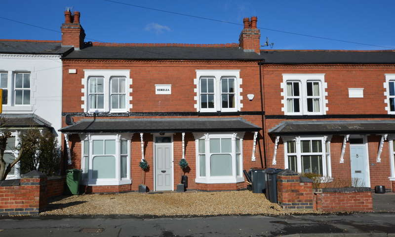 3 Bedrooms Terraced House for sale in Wentworth Road, Harborne