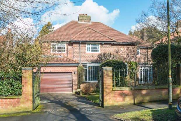 6 Bedrooms Detached House for sale in Wainwright Road, Altrincham