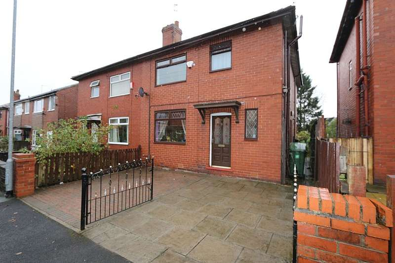 3 Bedrooms Semi Detached House for sale in Stratford Avenue, Oldham, Greater Manchester, OL8 3DR