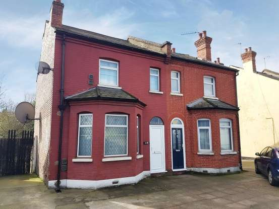 4 Bedrooms Semi Detached House for sale in North Circular Road, London, Greater London, NW10 0JR