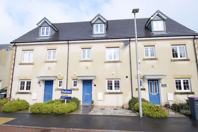 4 Bedrooms Terraced House for sale in Parc Panteg, Griffithstown, Pontypool, NP4