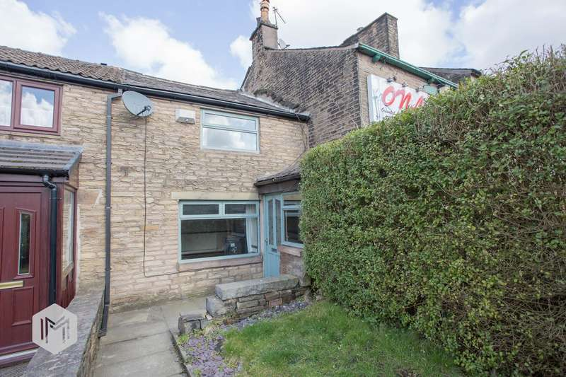 2 Bedrooms Terraced House for sale in Lee Lane, Horwich, Bolton, BL6