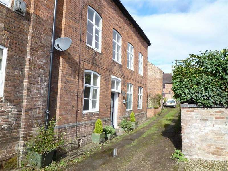 2 Bedrooms Flat for sale in Kidderminster Road, Bewdley, Worcestershire