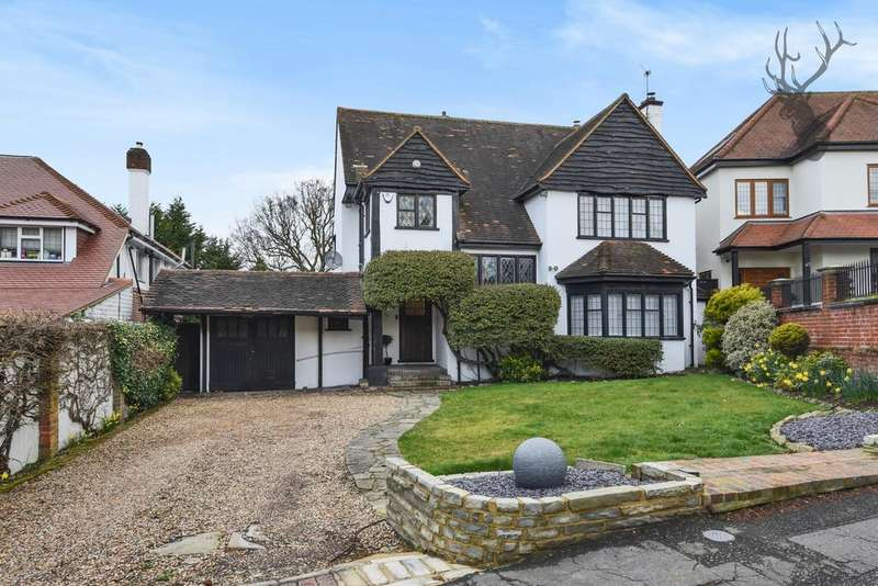 3 Bedrooms House for sale in Tycehurst Hill, Loughton, IG10