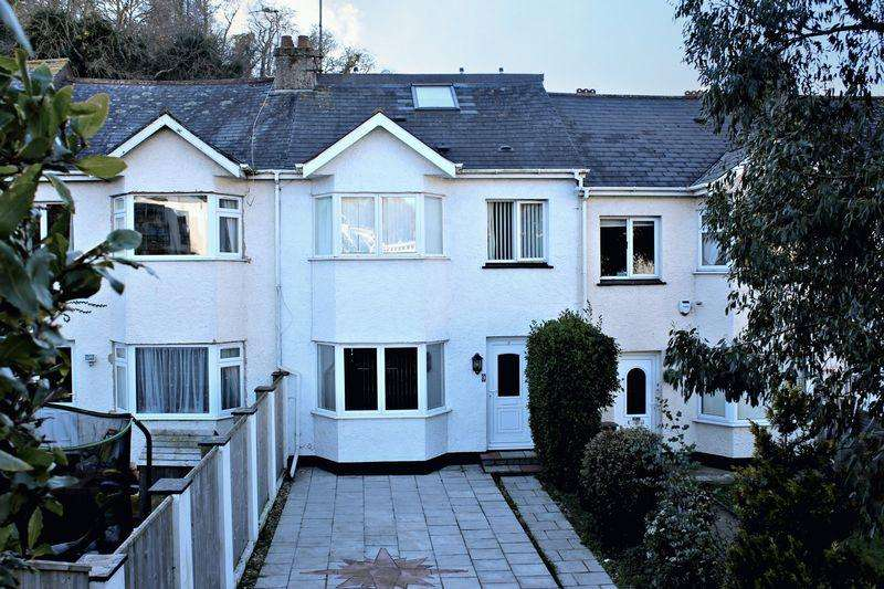 4 Bedrooms Terraced House for sale in 9 Westhill Road, Torquay