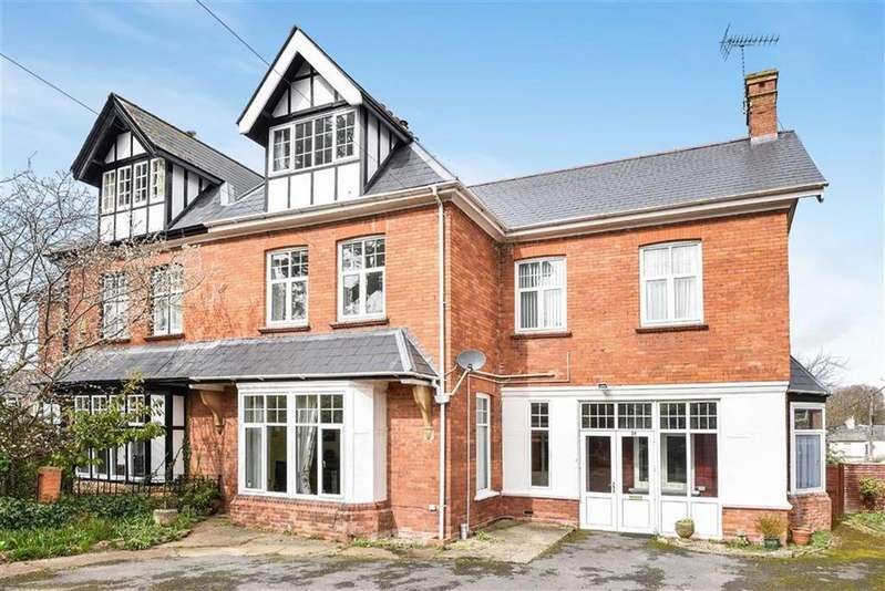 7 Bedrooms Semi Detached House for sale in The Avenue, Tiverton, Devon, EX16