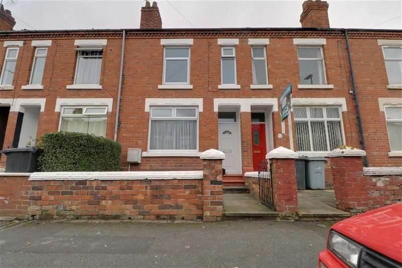 2 Bedrooms Terraced House for sale in Timbrell Avenue, Crewe