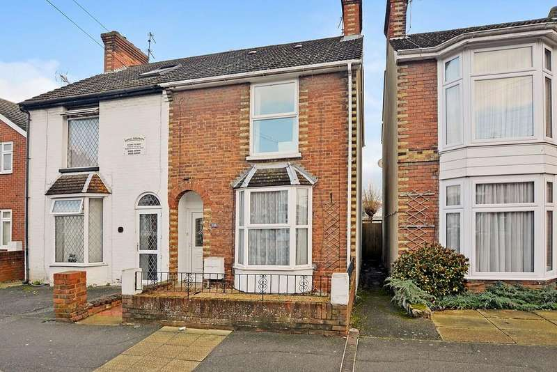 3 Bedrooms Semi Detached House for sale in Beaver Road, Ashford
