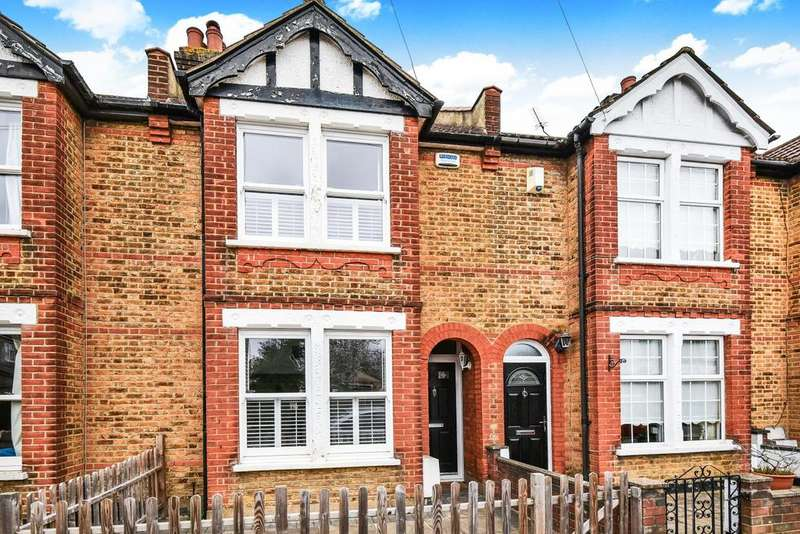 2 Bedrooms Terraced House for sale in Salisbury Road, Bromley