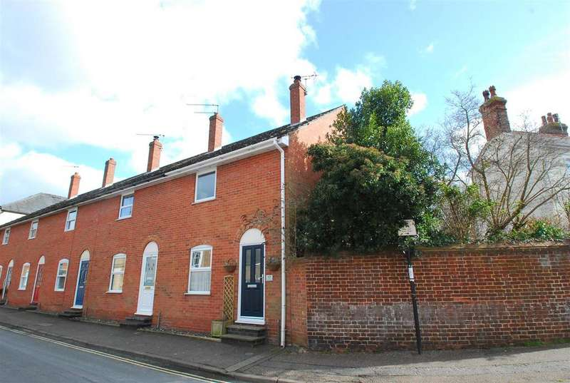 3 Bedrooms End Of Terrace House for sale in Bury St Edmunds