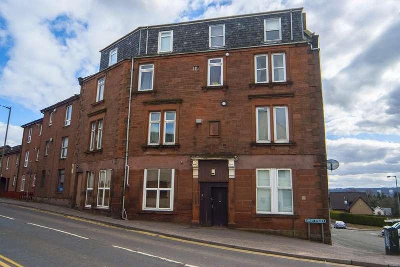 2 Bedrooms Ground Flat for sale in Main Street, Larbert, Stenhousemuir, Falkirk FK5