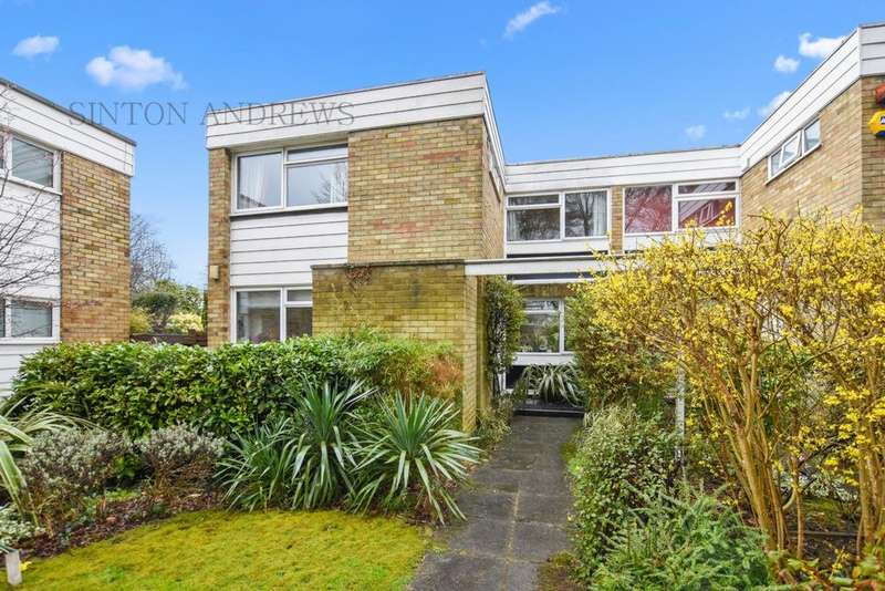 4 Bedrooms Semi Detached House for sale in The Knoll, Ealing, W13