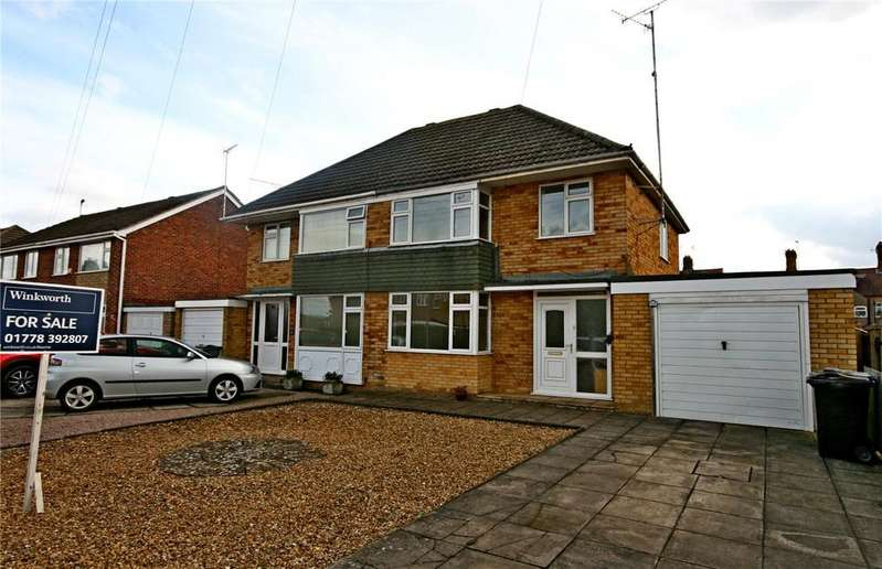 3 Bedrooms Semi Detached House for sale in Exeter Street, Bourne, PE10