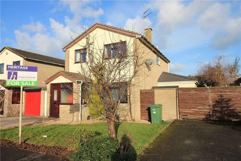 4 Bedrooms Link Detached House for sale in Congresbury, North Somerset, BS49