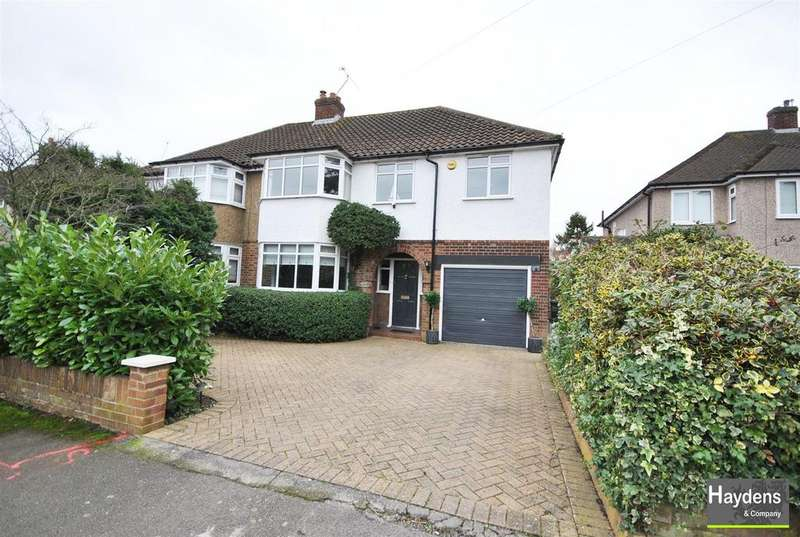 5 Bedrooms Semi Detached House for sale in Goffs Lane, Goffs Oak