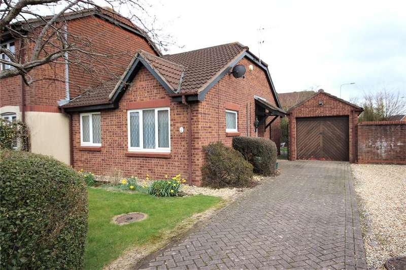 2 Bedrooms Bungalow for sale in Meadow Way, Bradley Stoke, Bristol, BS32