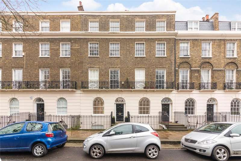 3 Bedrooms Maisonette Flat for sale in Canonbury Square, Islington, London