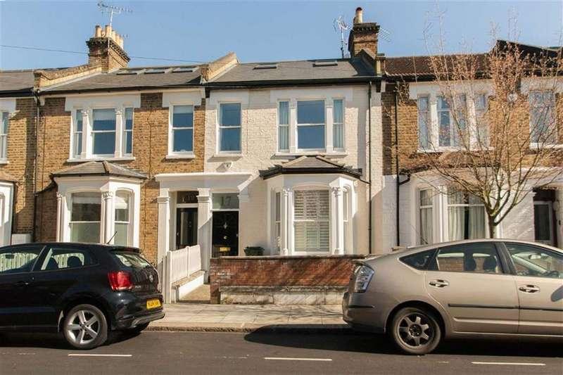 4 Bedrooms Terraced House for sale in Bloemfontein Avenue, London