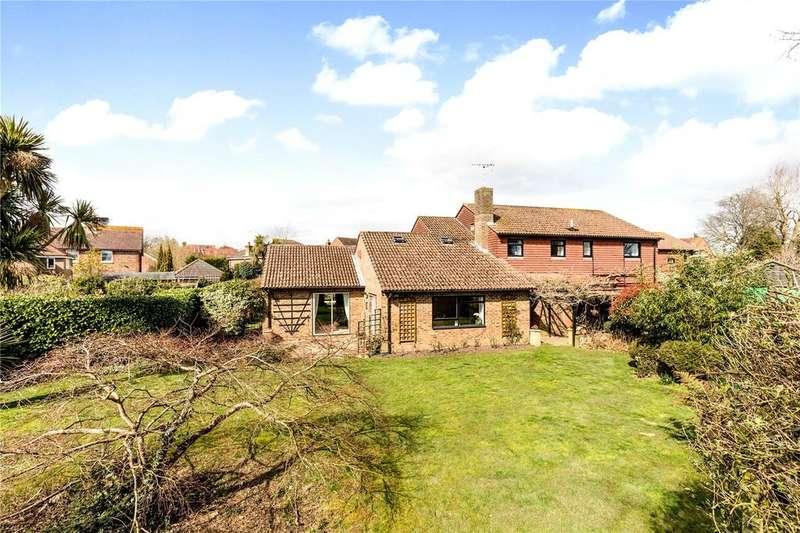 4 Bedrooms Detached House for sale in Barnham Road, Barnham, Bognor Regis, West Sussex