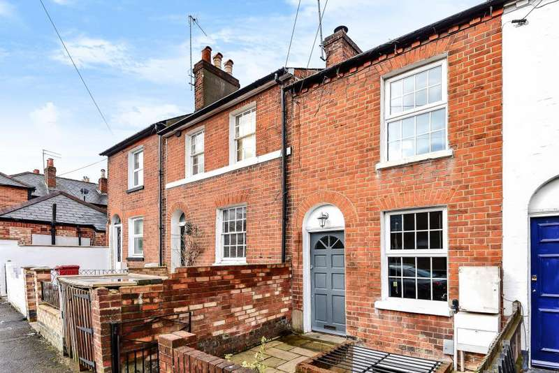 4 Bedrooms House for sale in St. John's Street, Reading, RG1