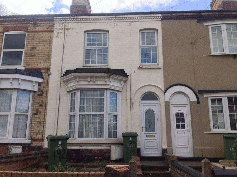 4 Bedrooms Terraced House for rent in Welholme Road, Grimsby