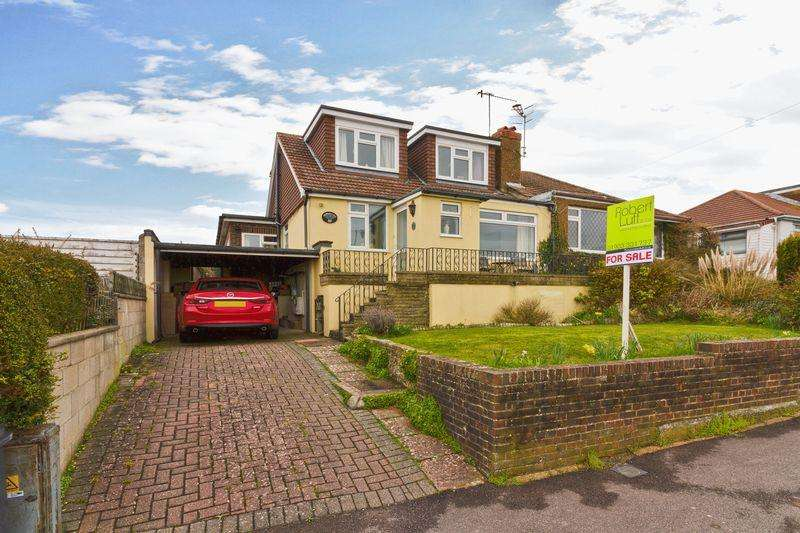 3 Bedrooms Bungalow for sale in Howard Road, Lancing