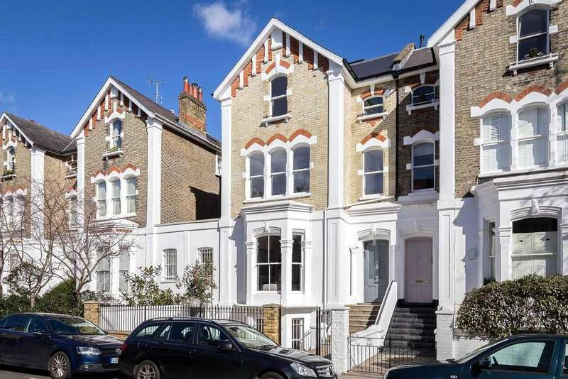 4 Bedrooms Terraced House for sale in Fernshaw Road, Chelsea, SW10