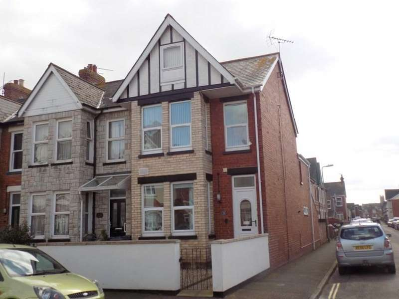 3 Bedrooms Flat for sale in Woodville Road, Exmouth