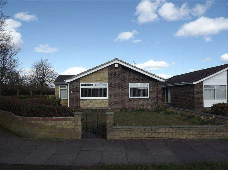 3 Bedrooms Detached Bungalow for sale in Glenluce Drive, Cramlington