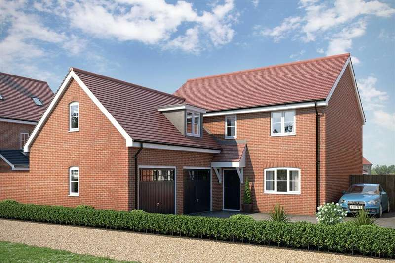 4 Bedrooms Detached House for sale in Fornham Place, Marham Park, Tut Hill, Bury St Edmunds, Suffolk, IP28